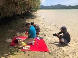 琉球真珠 石垣島川平湾 海神祭